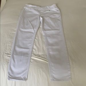 Chico stretch white jeans